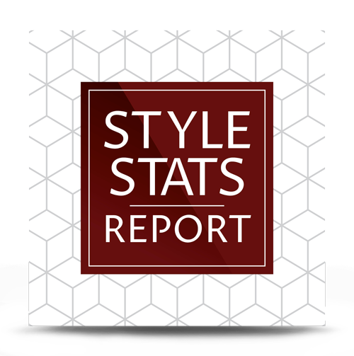 Style Stats Report For Him