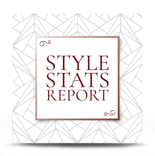 Style Stats Report For Her